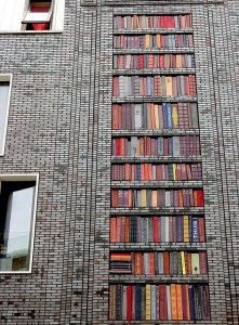 Ceramic book building