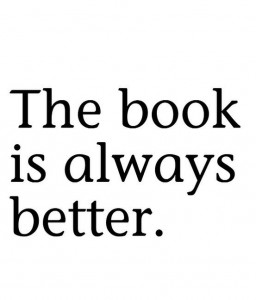 The book is…