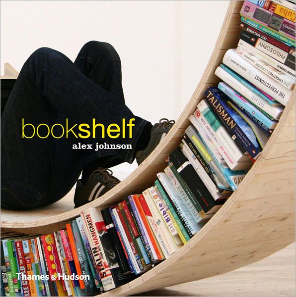 A Book for People Who Like Bookshelves
