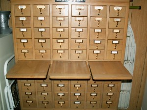 Card Catalog for Sale – Pennsylvania