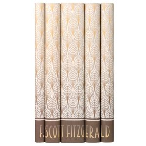 F. Scott Fitzgerald Art Deco Set