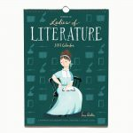 Ladies of Literature Calendar