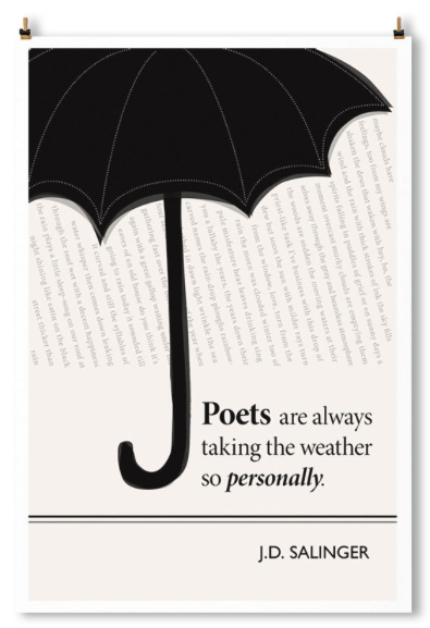 Literary Quote Posters
